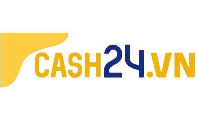 Cash24 là website hỗ trợ vay tín chấp online