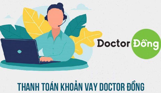 Thanh toán khoản vay tại Doctor Đồng