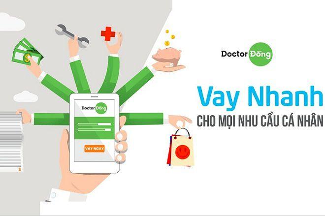 Dễ dàng vay tiền nhanh tại Doctor Đồng