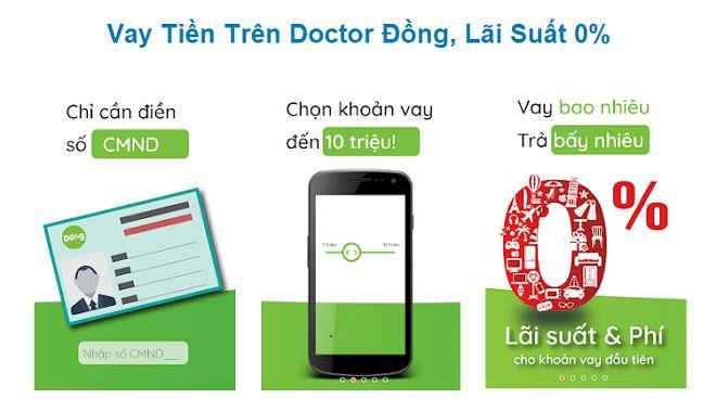 Quy trình giải ngân Doctor Đồng