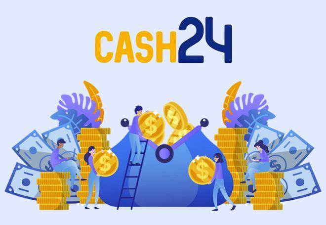 Khoản vay tối đa tại Cash24 lên đến 15 triệu đồng