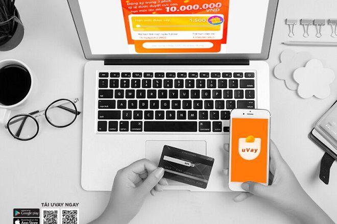 Vay tiền online Uvay với lãi suất ưu đãi