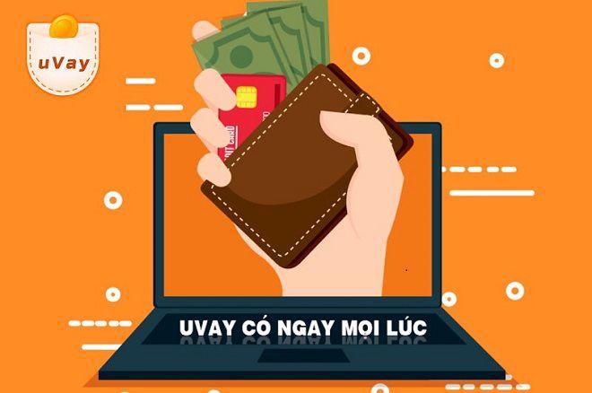 Hướng dẫn vay tiền uvay evay