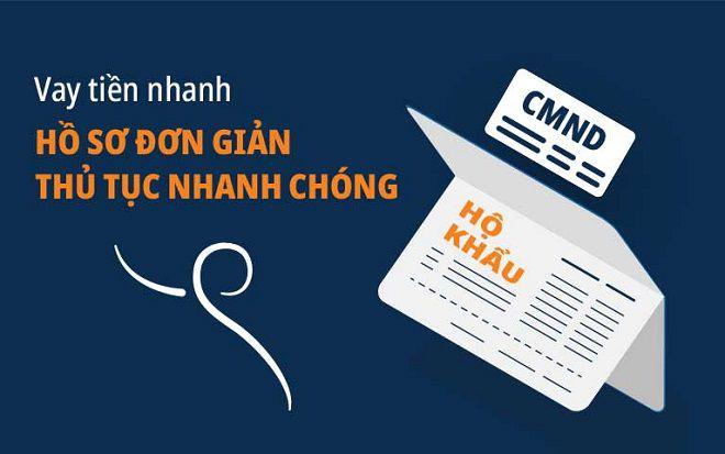 Cân nhắc kỹ lưỡng trước khi lựa chọn các khoản vay tiền bằng CMND và sổ hộ khẩu