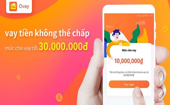 Ovay là ứng dụng vay tiền online uy tín