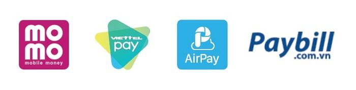 Thanh toán qua ví điện tử