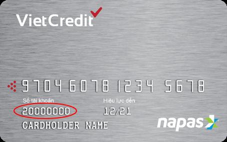 Hướng dẫn thanh toán thẻ vay Vietcredit