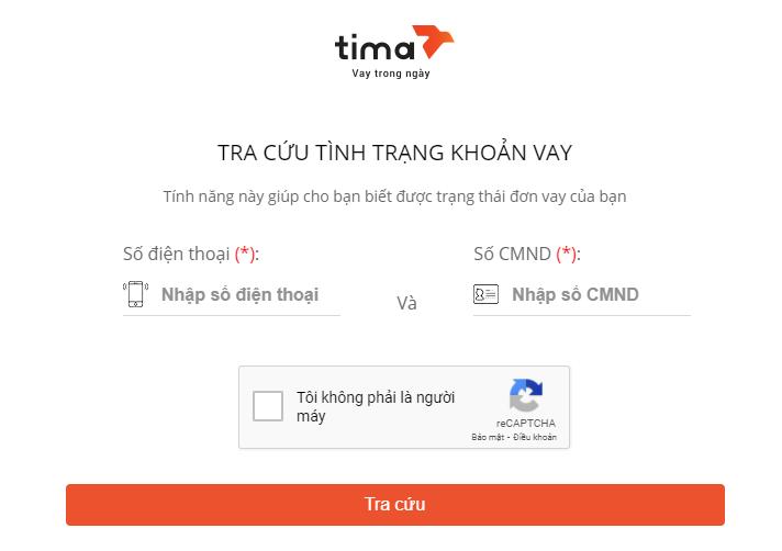 Tra cứu Tima