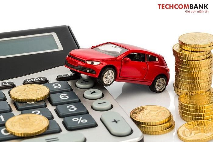 Vay thế chấp Techcombank hạn mức cao lãi suất thấp