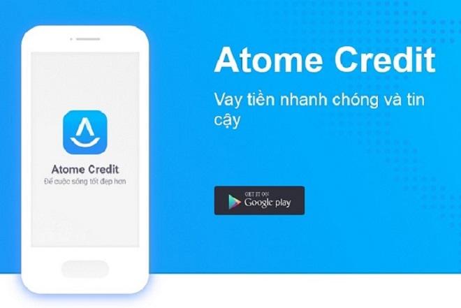 Hướng dẫn vay tiền nhanh Atome Credit
