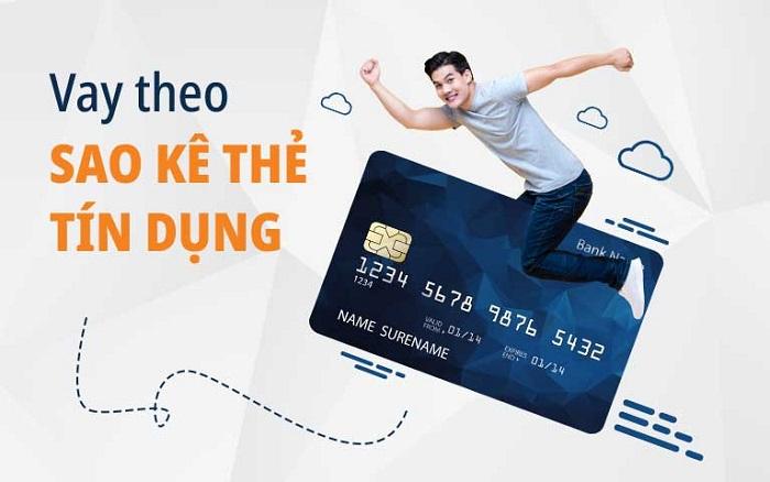 Vay tín chấp theo thẻ tín dụng được nhiều khách hàng đăng ký