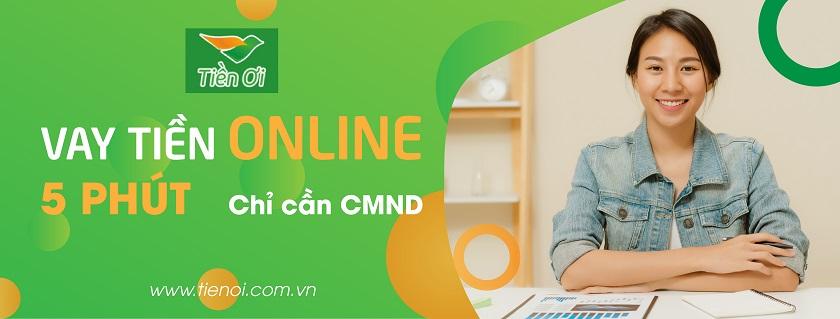 Tiền Ơi hỗ trợ giải pháp tài chính online