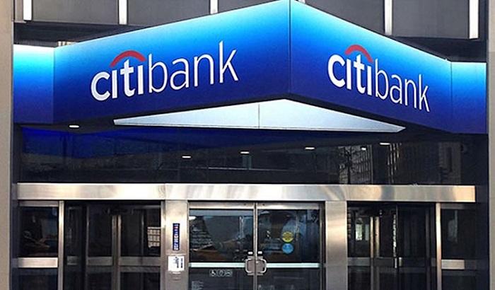 Vay tín chấp Citibank lãi suất ưu đãi