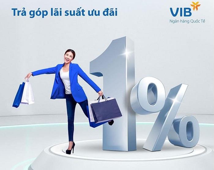 Vay tín chấp VIB lãi suất thấp, hồ sơ đơn giản