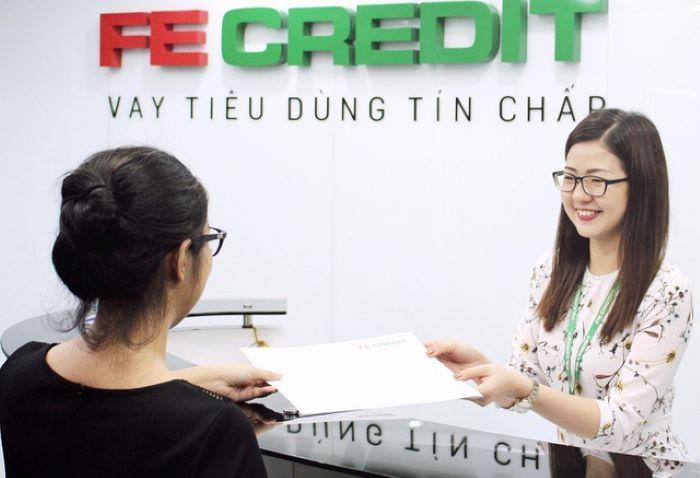 FE Credit là công ty tài chính tín dụng lớn uy tín