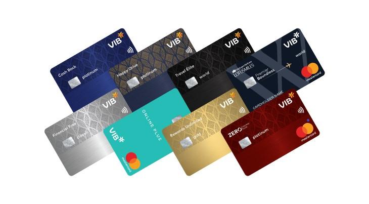 Thẻ tín dụng ngân hàng VIB