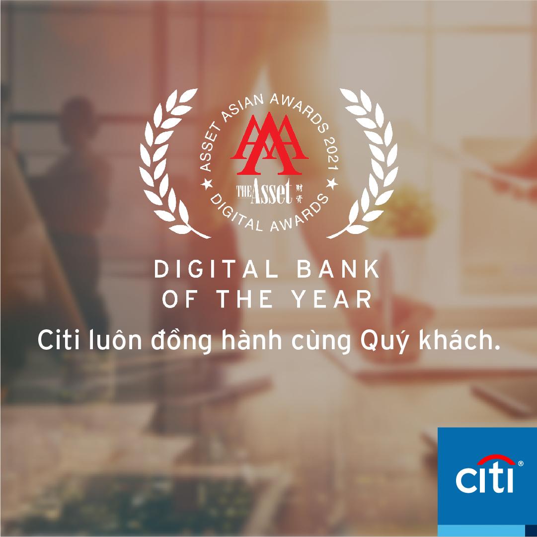 Ngân hàng Citibank có tốt không?