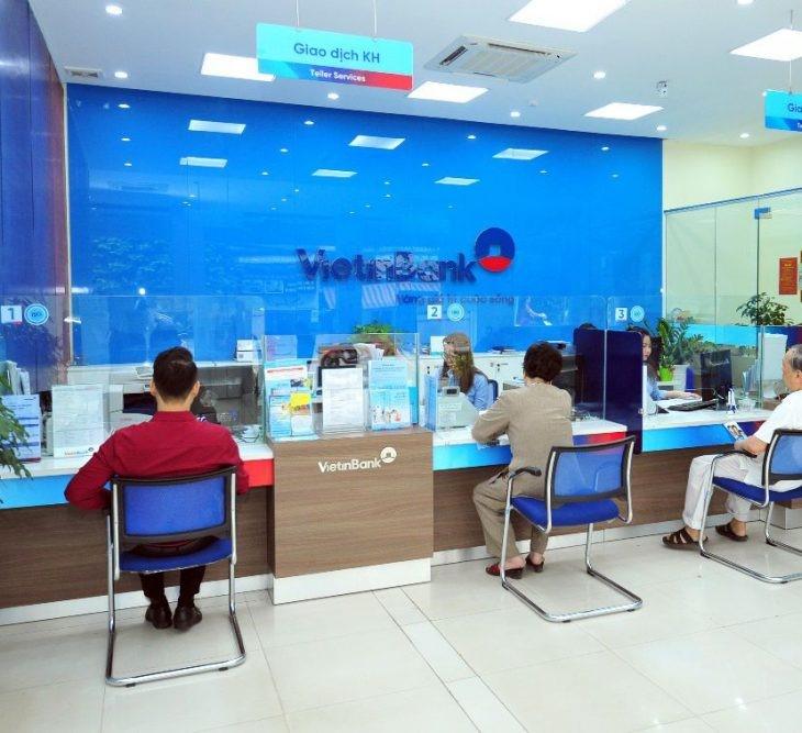 Giao dịch tại ngân hàng Vietinbank