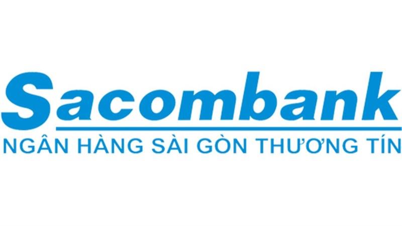Logo ngân hàng Sacombank