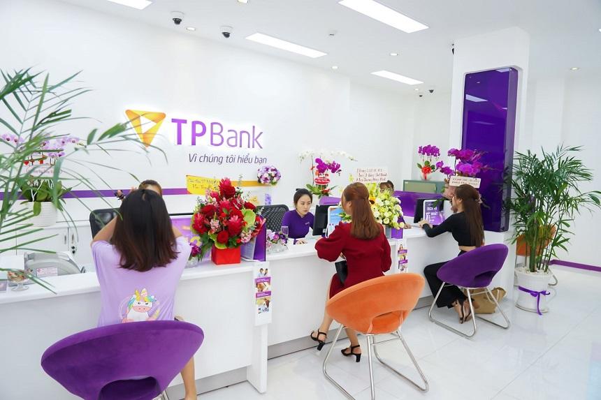 TPBank là một trong những ngân hàng TMCP tốt nhất hiện nay