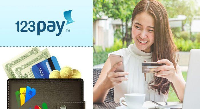Ví điện tử 123Pay hỗ trợ khách hàng giao dịch nhanh chóng