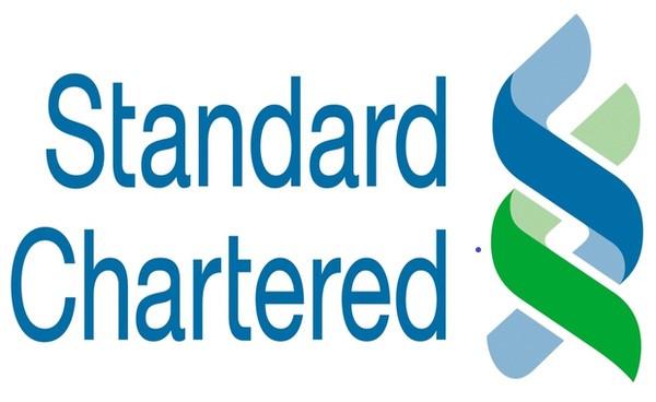 Logo Standar Chatered Bank
