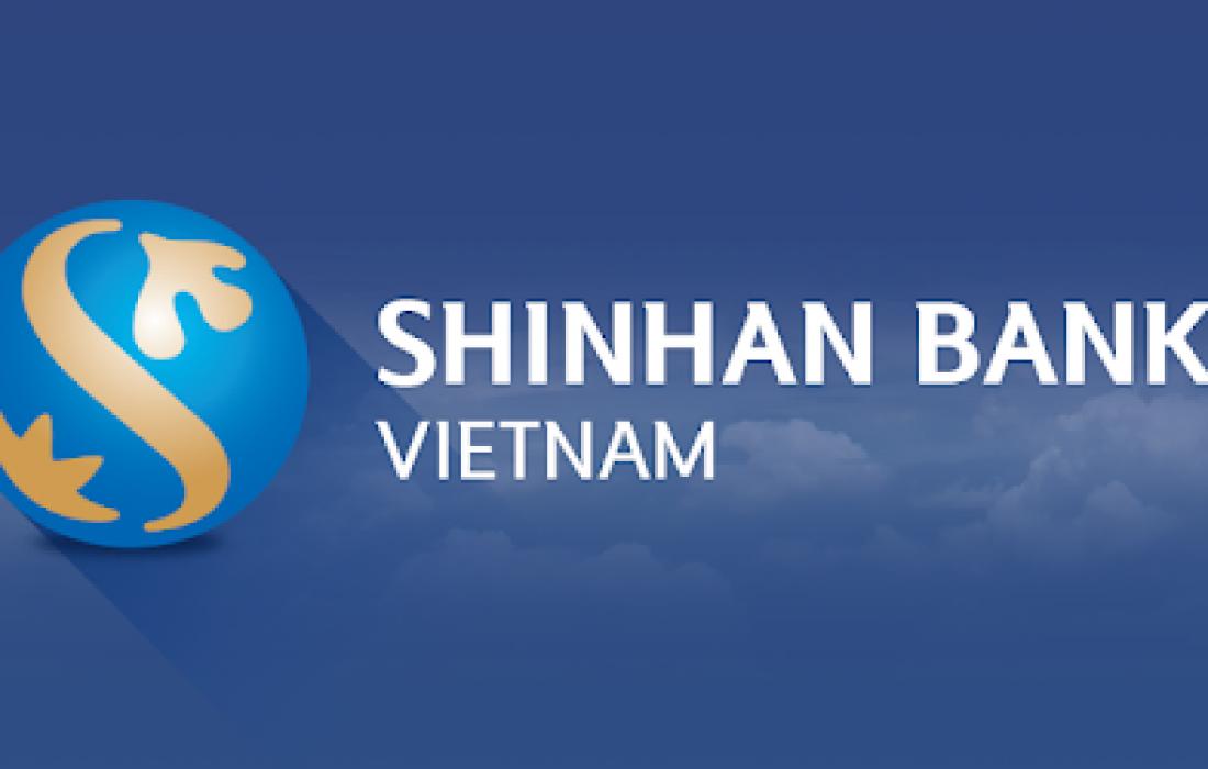 Logo ngân hàng Shinhan